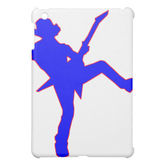 Guitar Player Silhouette iPad Speck Case Case For The iPad Mini