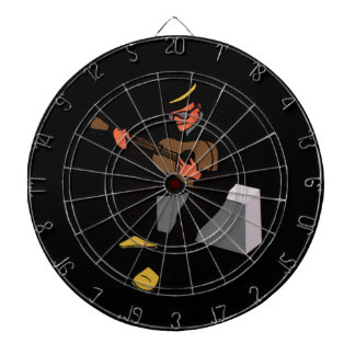 guitar player sitting on amp blues black.png dart boards