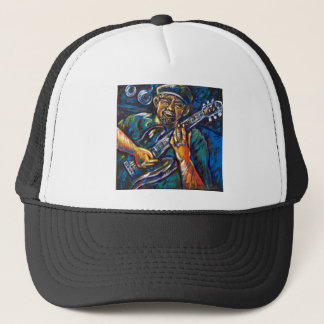 GUITAR PLAYER TRUCKER HAT