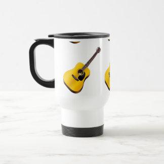 Guitar Players Acoustic Guitars Travel Mug