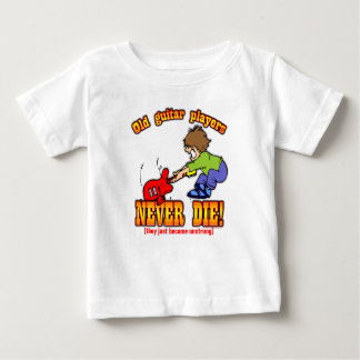 Guitar Players Baby T-Shirt
