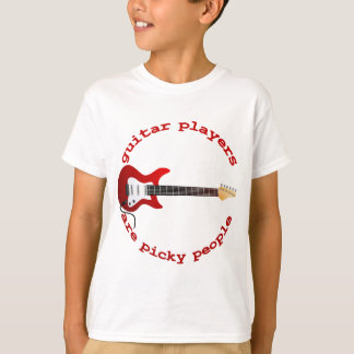Guitar Players T-Shirt