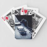 Guitar Playing Cards