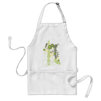 GUITAR-POP TUNES ADULT APRON