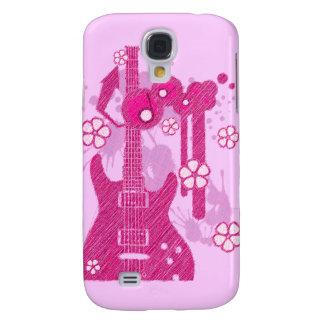 GUITAR-POP TUNES SAMSUNG GALAXY S4 CASE