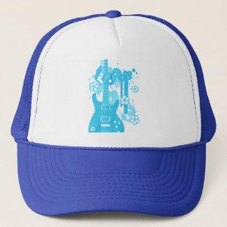 GUITAR-POP TUNES TRUCKER HAT