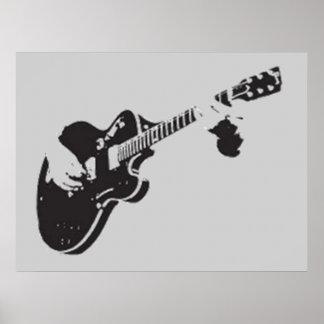 Guitar - poster