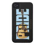 Guitar PRIDE iPhone 4 Case-Mate Cases