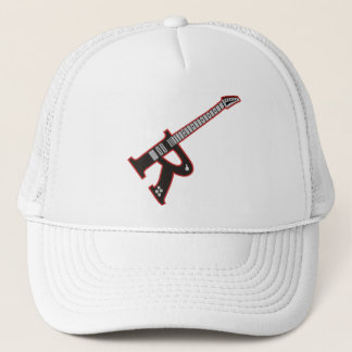 Guitar R Trucker Hat