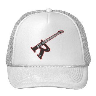 Guitar R Trucker Hat