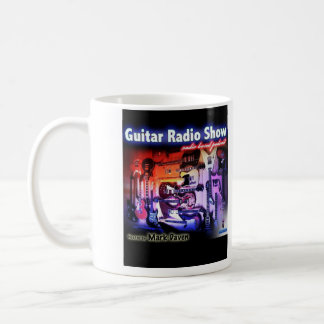 Guitar Radio Show Mug