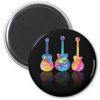 GUITAR REFLECTIONS MAGNETS