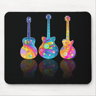 GUITAR REFLECTIONS MOUSEPAD