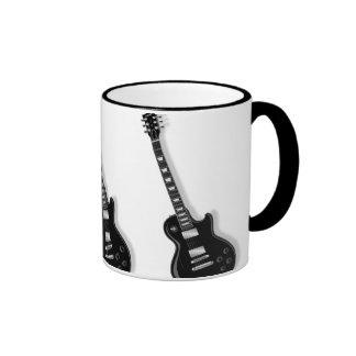 Guitar Ringer Ceramic Mug