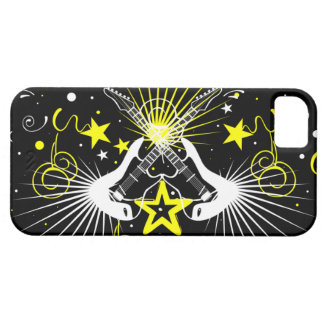 Guitar Rock Design iPhone SE/5/5s Case