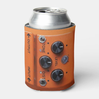 Guitar Rock Distortion Effects Pedal Can Cooler