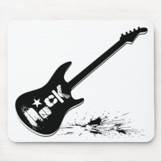 Guitar Rock Star T-shirts & More! Mouse Pad