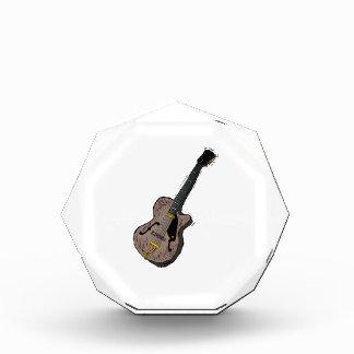 guitar semi hollow graphic grey.png acrylic award