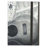 Guitar & Sheet Music iPad Powis iCase iPad Covers
