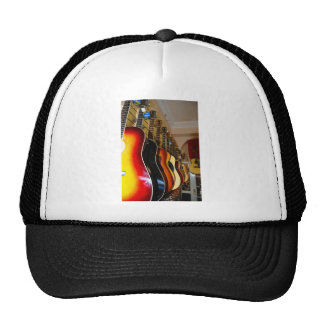 Guitar Shop Trucker Hats