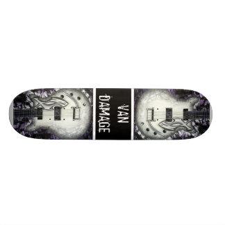 Guitar Skate Boards