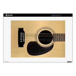 """Guitar Skin Decals For 15"""" Laptops"""