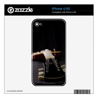 Guitar Skins For The iPhone 4