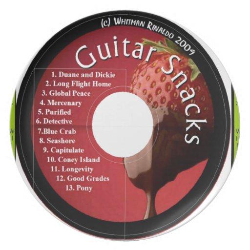 Guitar Snacks thumb.jpg Dinner Plate