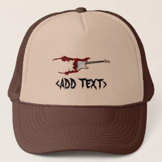 Guitar Splash Trucker Hat