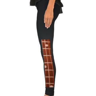 Guitar strings leggings