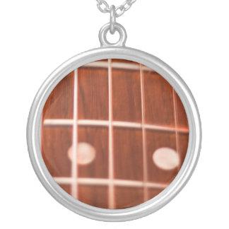 Guitar strings custom necklace