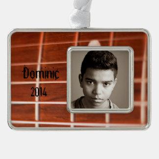 Guitar strings ornament