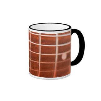 Guitar strings ringer mug