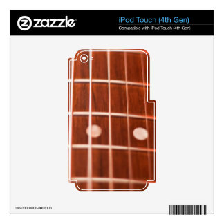 Guitar strings skins for iPod touch 4G