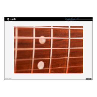 """Guitar strings decals for 15"""" laptops"""