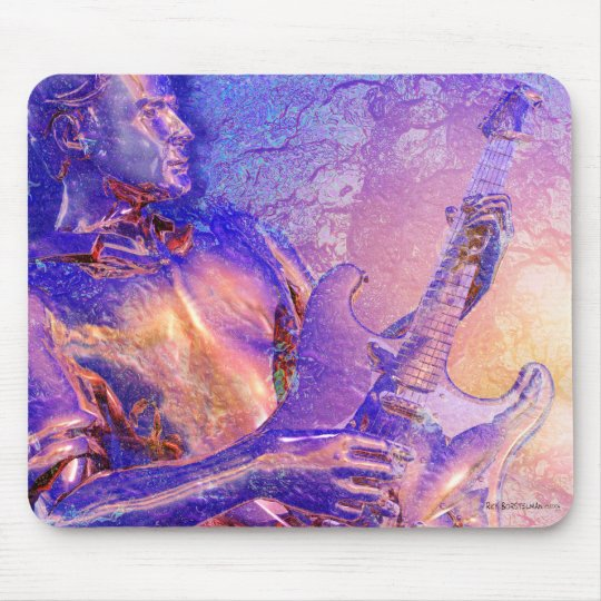 Guitar Theory 7 Mouse Pad