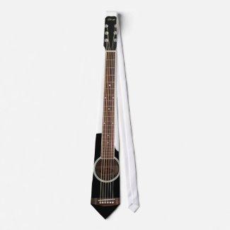 guitar tie tie
