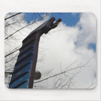 Guitar To The Heavens Mouse Pad