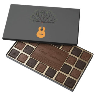 Guitar Tree Assorted Chocolates