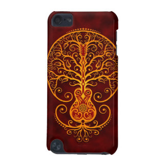 Guitar Tree – golden red iPod Touch 5G Cover