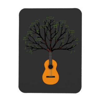 Guitar Tree Magnet