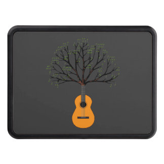 Guitar Tree Trailer Hitch Covers
