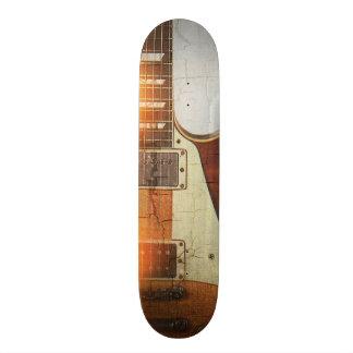Guitar Vibe 1- Single Cut 59 Custom Skate Board