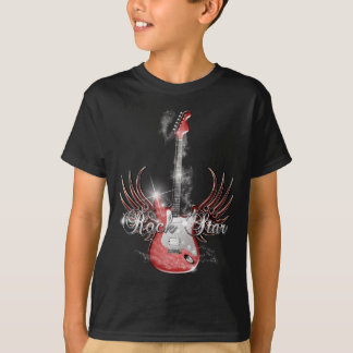 guitar wing shirt