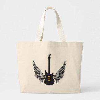 guitar wings bolsa tela grande