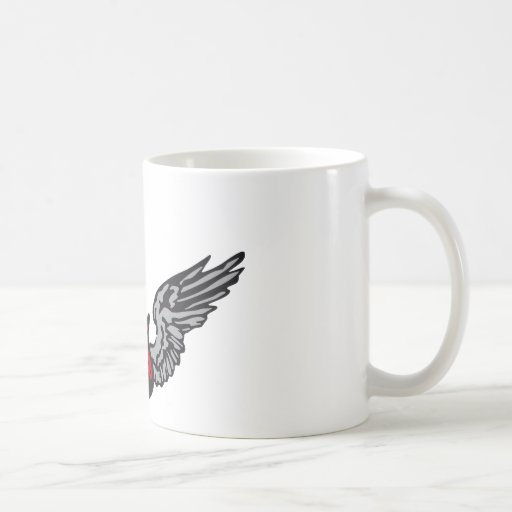 guitar wings coffee mugs