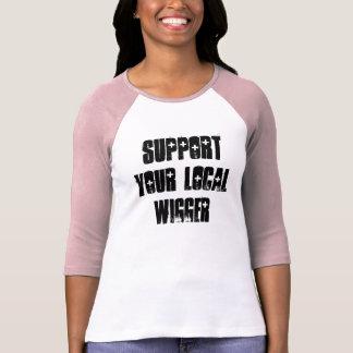 Guitar Wings Ladies Raglan - Customized T-Shirt