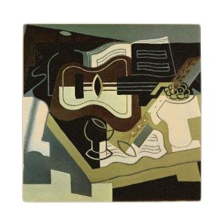 Guitar y Clarinet, 1920