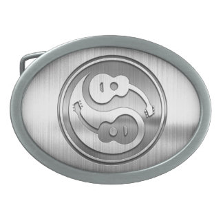 Guitar Yang Metal Belt Buckle