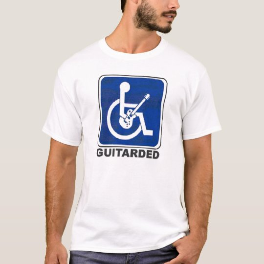 Guitarded T Shirt